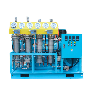 TOTALLY OIL FREE FREE OXYGEN COMPRESSOR GOW-100-4-150
