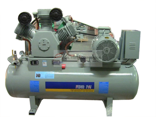 Electric 2 Stage Oil Free Air Compressor Manufacturer sa China