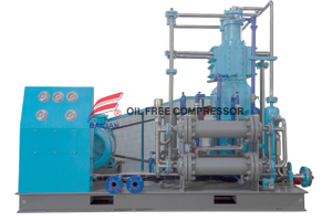 Oilless Low Pressure Medical Oxygen Compressor